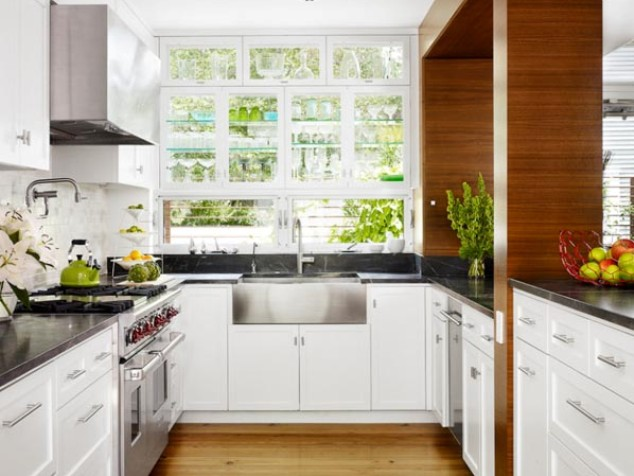 Furniture Selection For Small Kitchen
