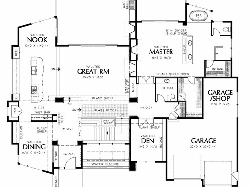 Home Plan Design To Build Good Dwelling