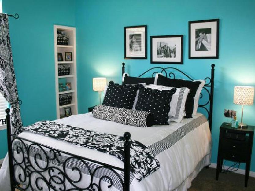 How To Decor Teen Bedroom Interior