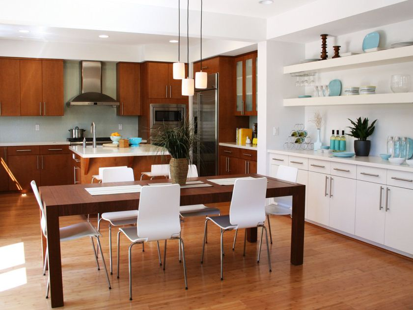 How To Make Good Kitchen And Dining Room