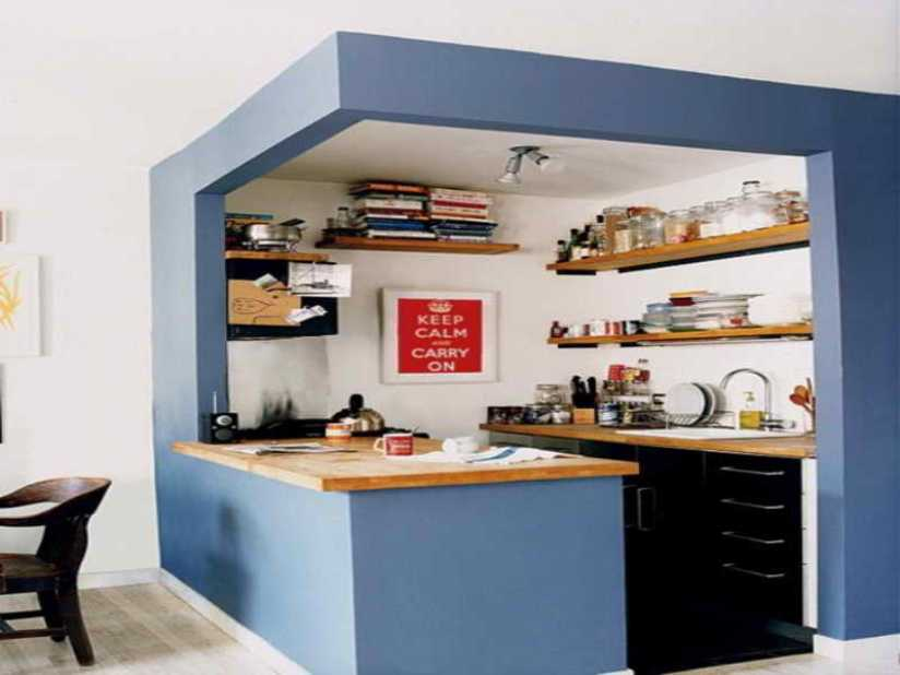 How To Make Narrow Kitchen Look Good