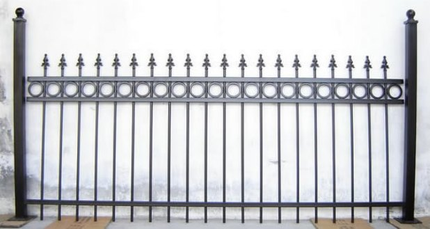 How To Make Your Iron Fence Look New