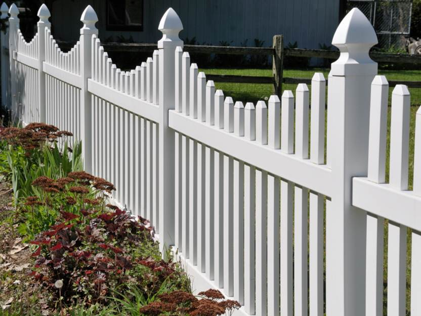How To Paint Wooden Fence