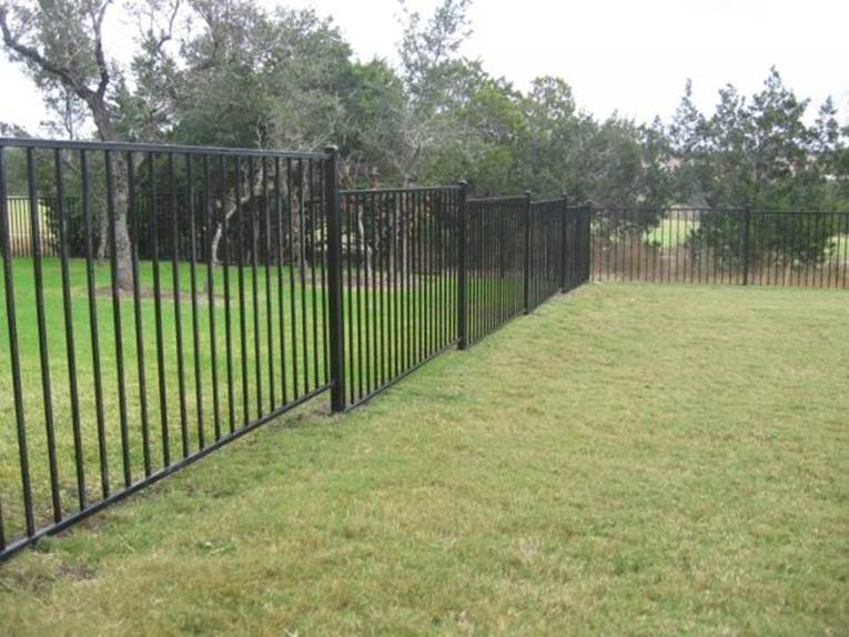 How To Remodel Your Iron Fence
