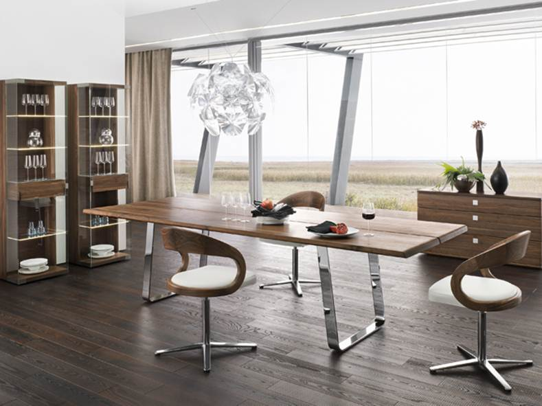 Modern Dining Table Design 2014