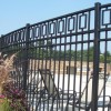 Modern Iron Fence For Minimalist House