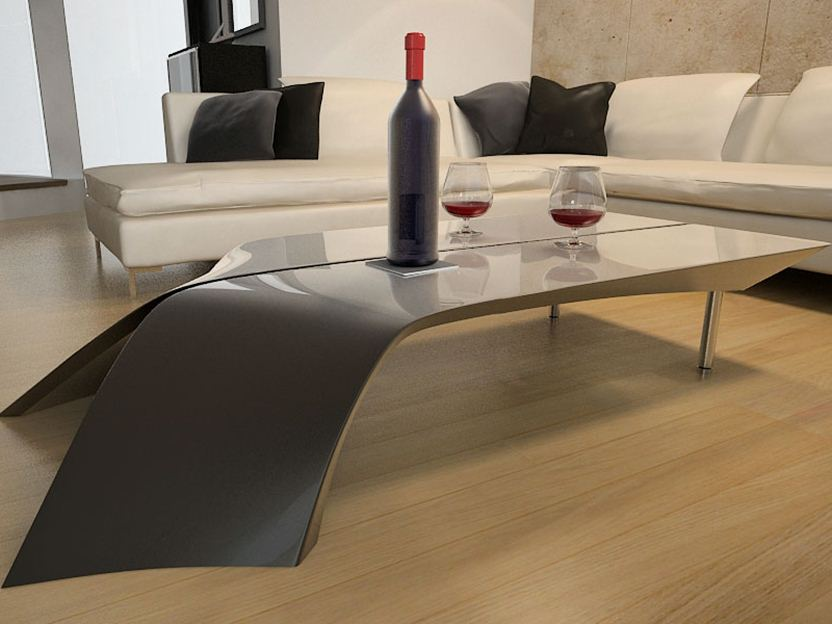 Modern Living Room Table Design Ideas