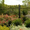 Nice Ideas To Care Iron Fence