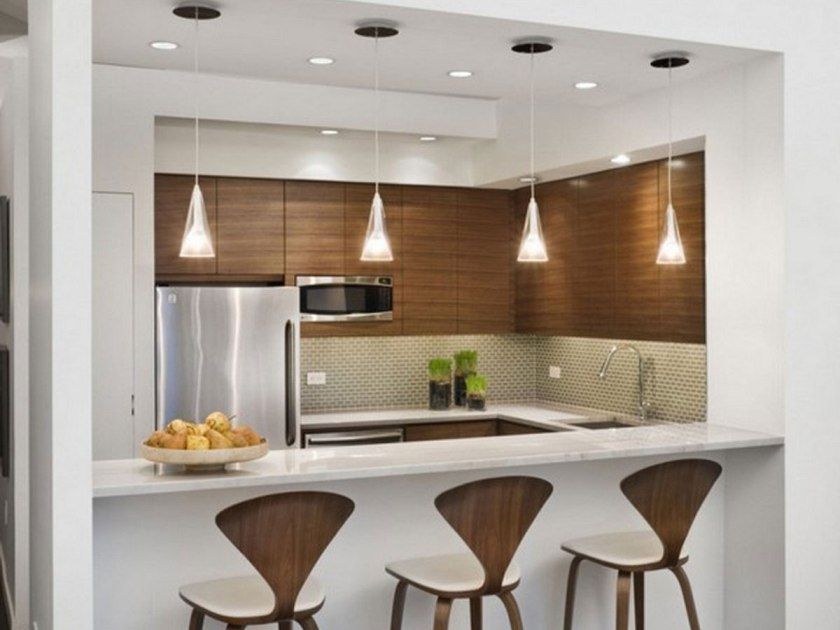 Nice Narrow Kitchen Design Tips