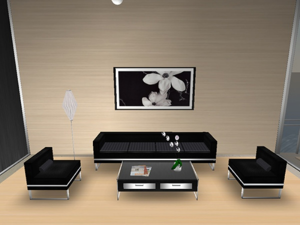 Right Furniture Choice For Minimalist Living Room