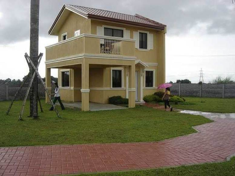 Simple 2 story house designs images for Simple two story house