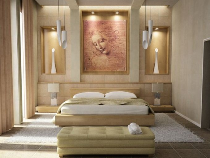 Tips To Build Attractive Bedroom Layout