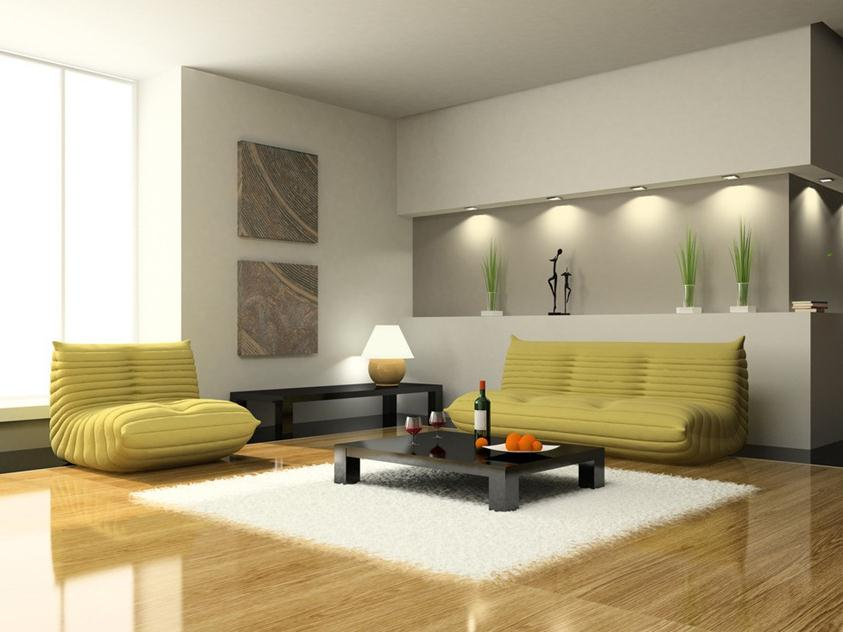 Tips To Decor Minimalist Living Room