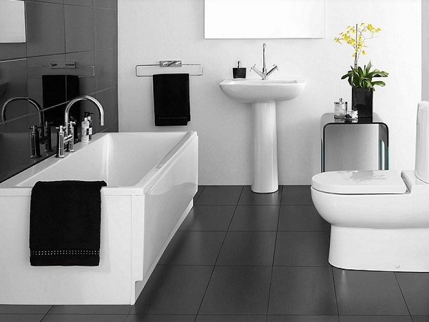 Tips To Make Attractive Bathroom Layout