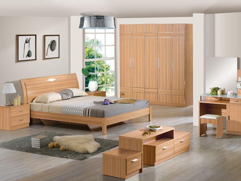 Trend Attractive Bedroom Design Model 2014