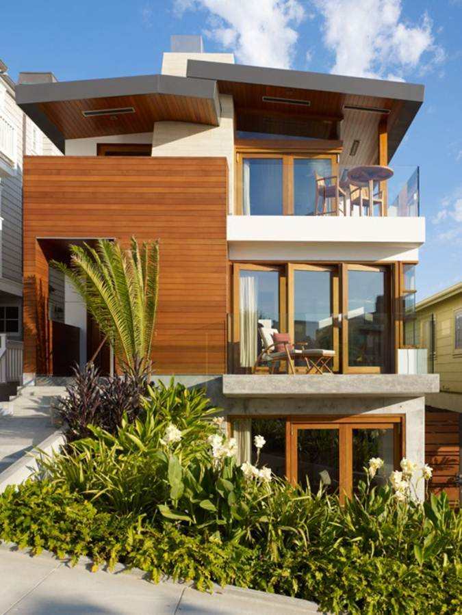 Tropical Home Design With Minimalist Style