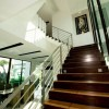 Wooden Stairs Idea For Minimalist Home