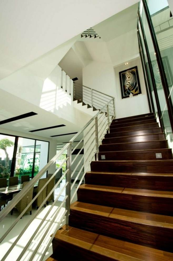4 home ideas home decoration and trends for Modern house stairs