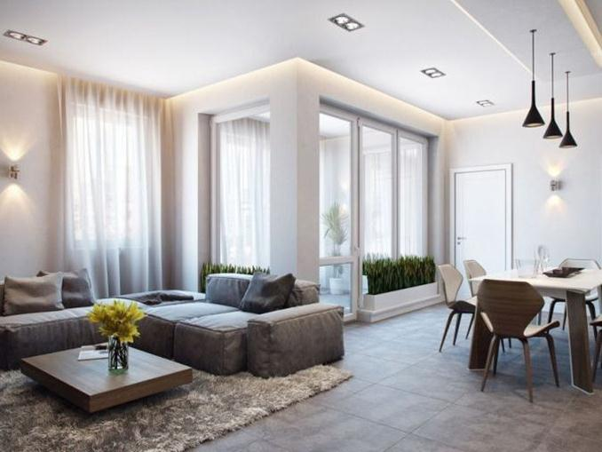 Modern Apartment Design With Minimalist Style | 4 Home Ideas