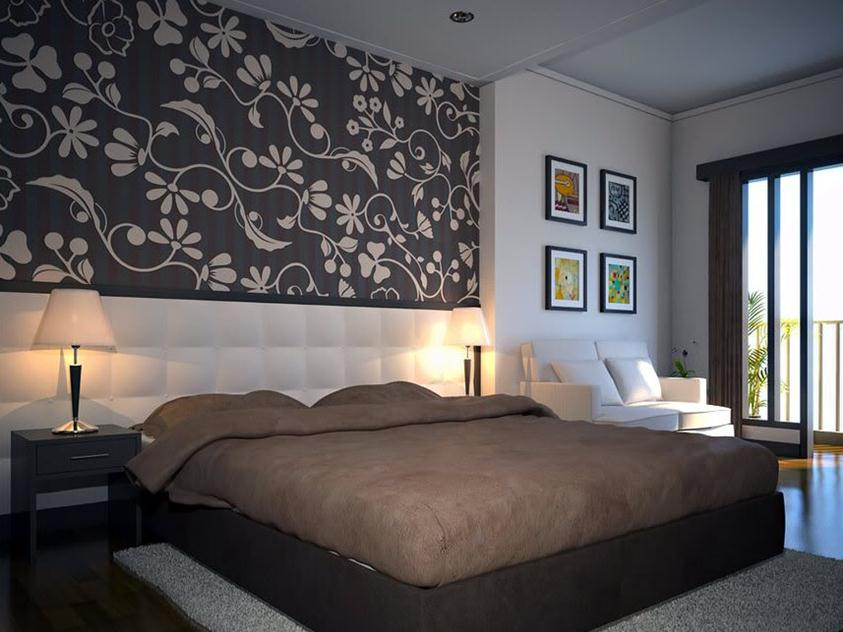 Build Romantic Bedroom With Modern Style