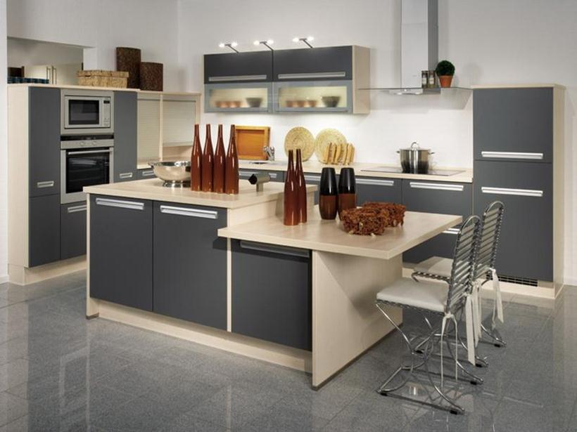 Chairs Design Idea To Make Kitchen Look Attractive