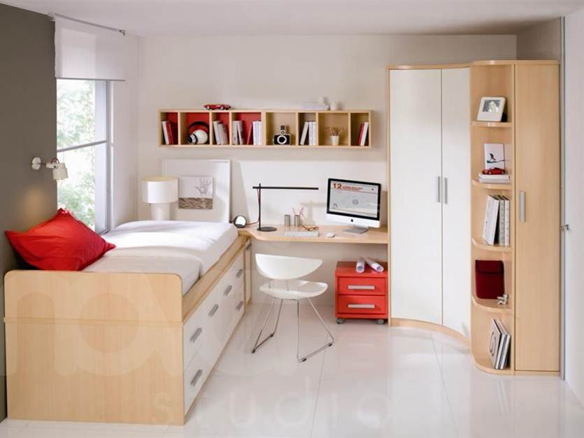 Children Desk Design For Bedroom