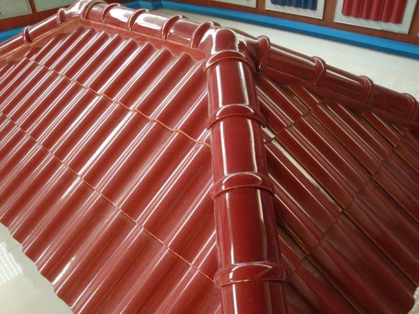 Cool Red Color For Home Roof Design 2019 Ideas