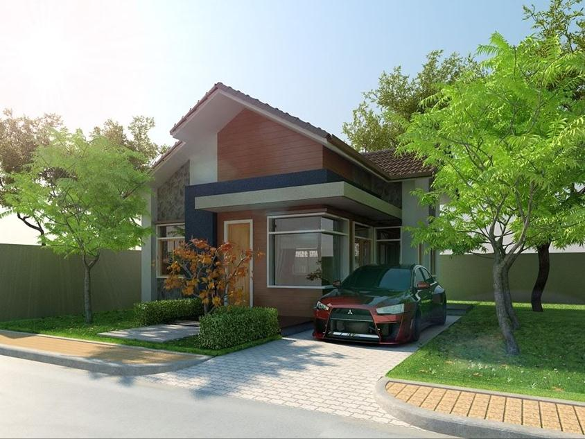 Cool Simple House Picture Collection