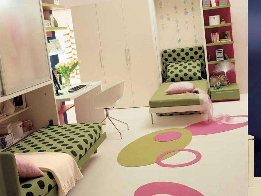 Creative Paint Color For Teen Bedroom