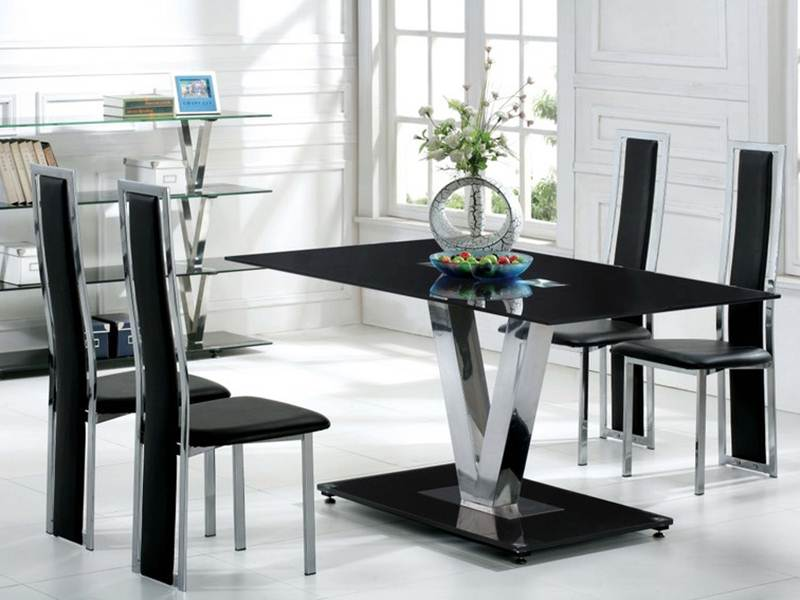 Elegant Dining Chair Design Idea