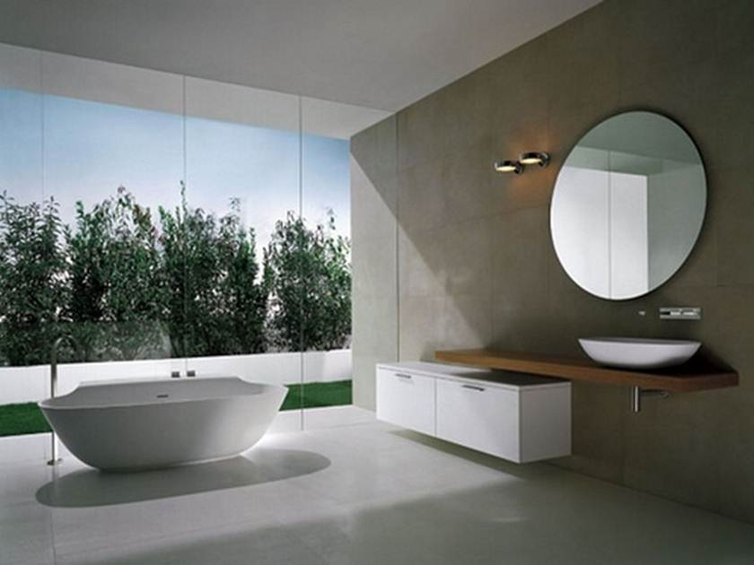 Furniture Design For Minimalist Bathroom