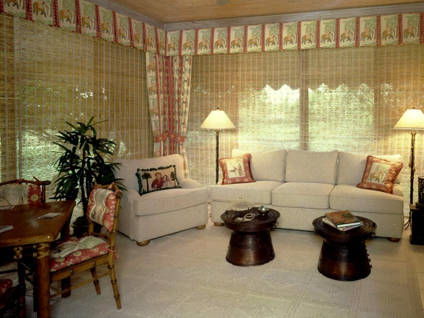 Furniture Idea For Traditional Family Room Interior