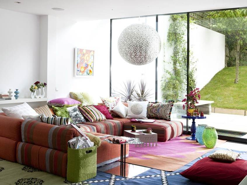 How To Choose Living Room Cushion