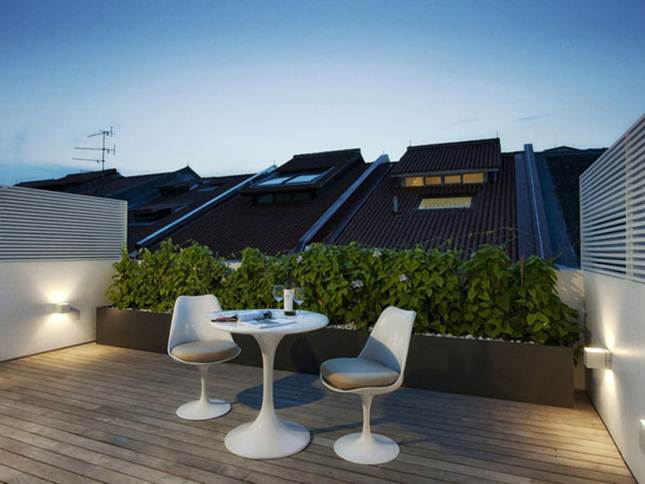 How To Make Terrace Decoration