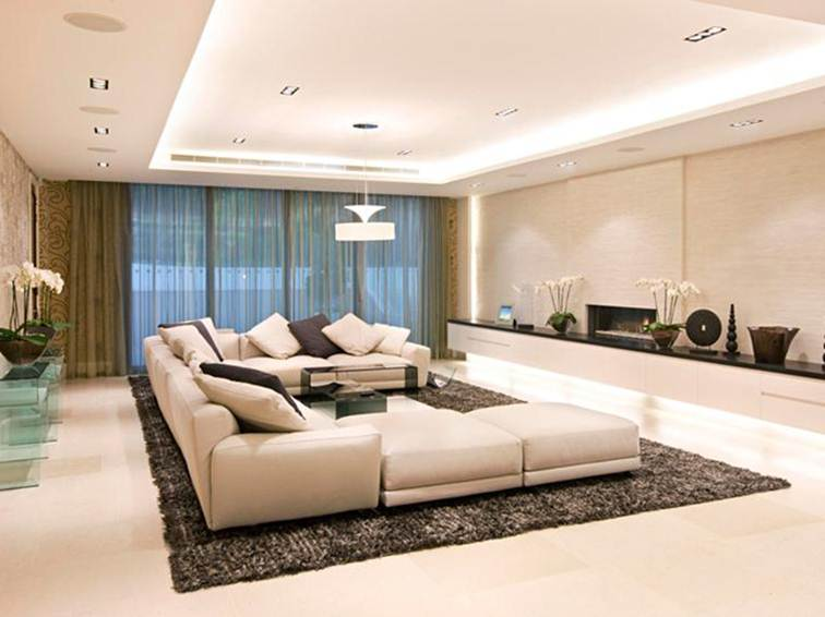 Lamp Design To Make Living Room Look Elegant