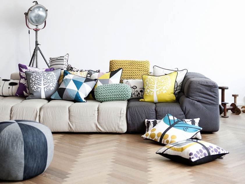 Modern Cushion For Living Room Decor