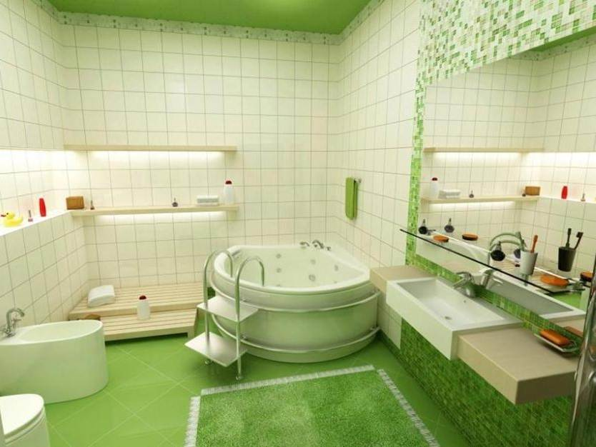 Nice Bathroom Ceramic Color For Children