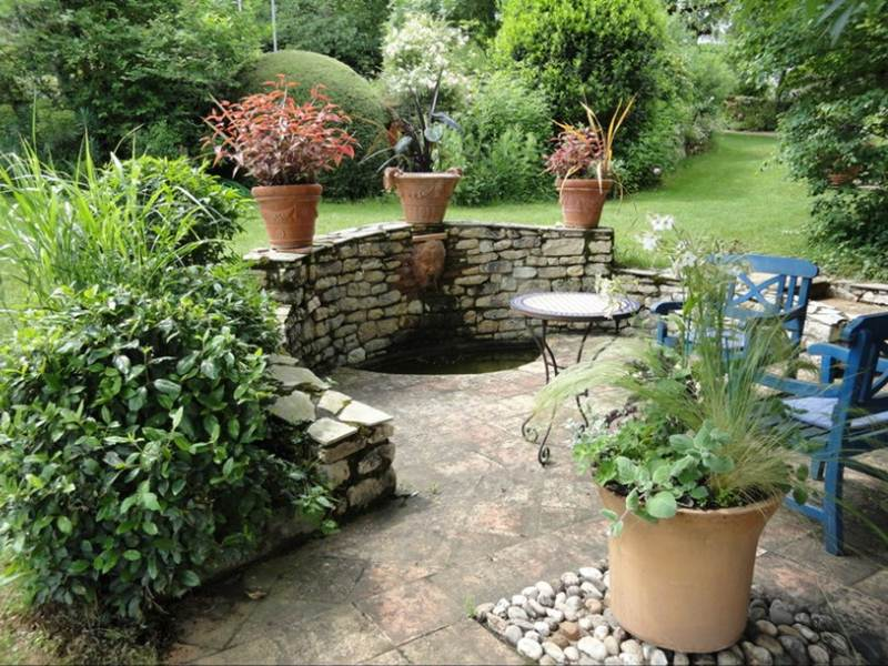 Pot Selection For Small Garden