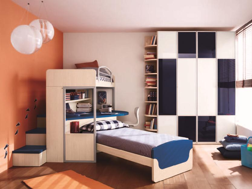 Right Color Selection For Children Bedroom