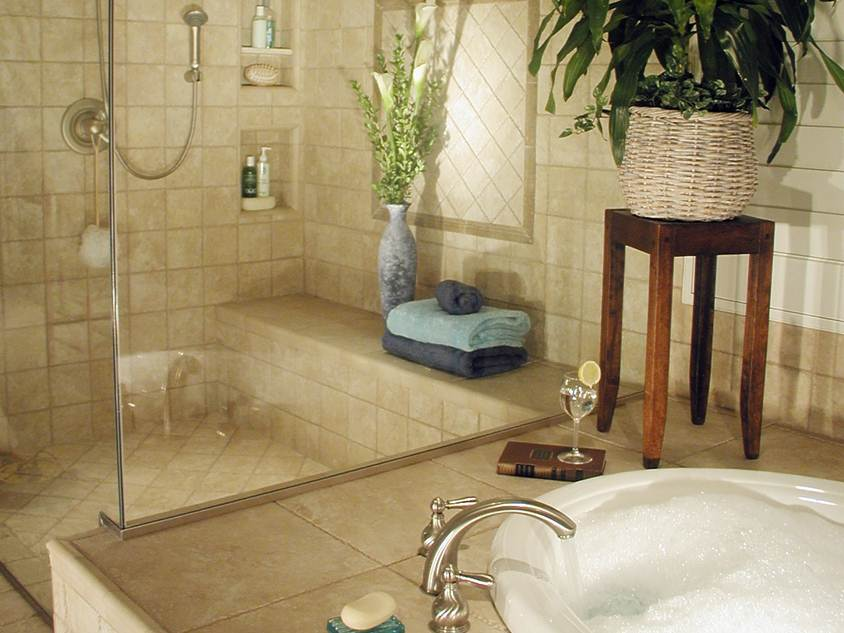 Small Bathroom Design With Beautiful Look