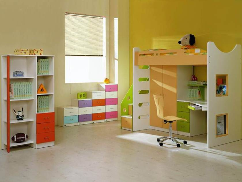 Tip To Choose Desk Design For Children