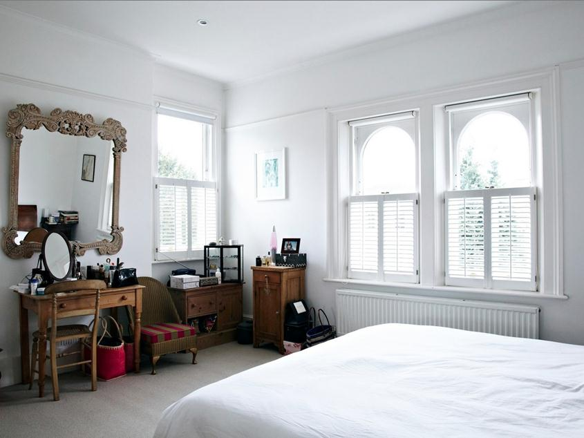 Tips To Build Bedroom With White Color