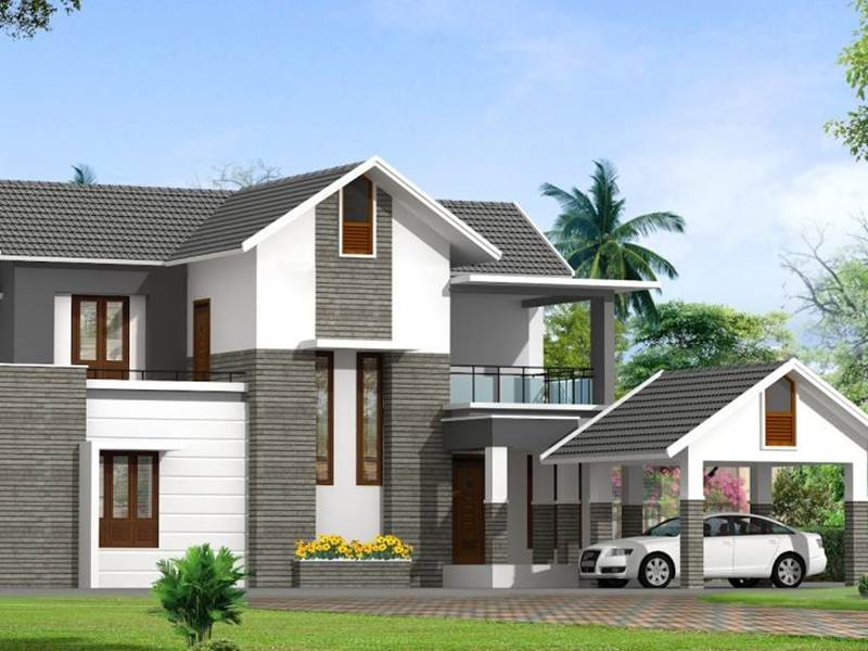 Tips To Choose 2 Storey Home Model