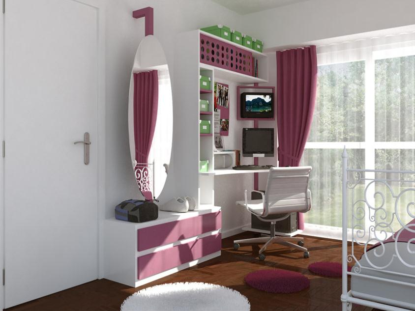 Tips To Choose Paint For Creative Teen Bedroom