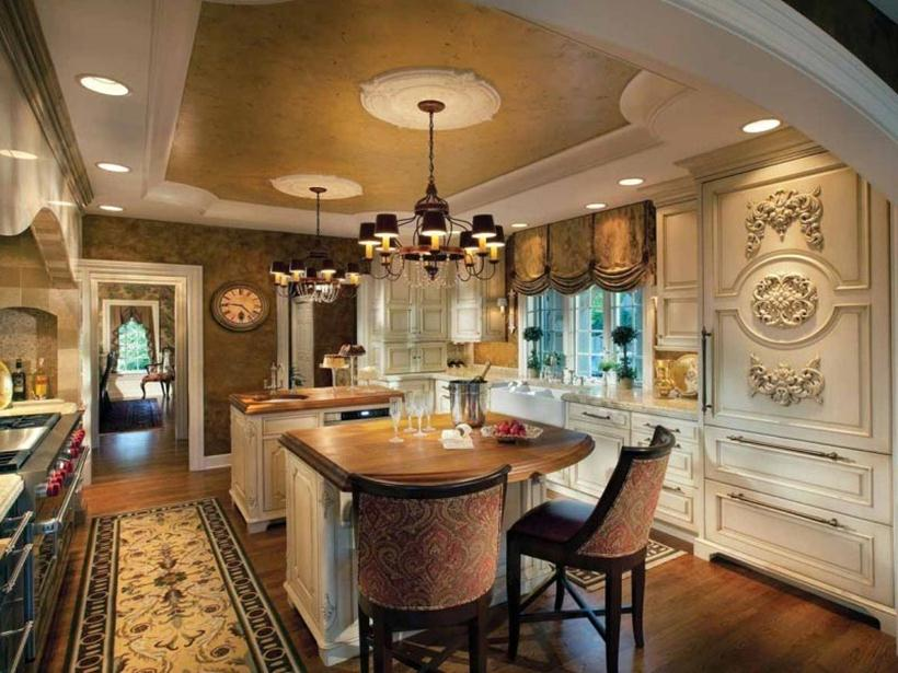 Tips To Make Traditional Kitchen Look Luxury