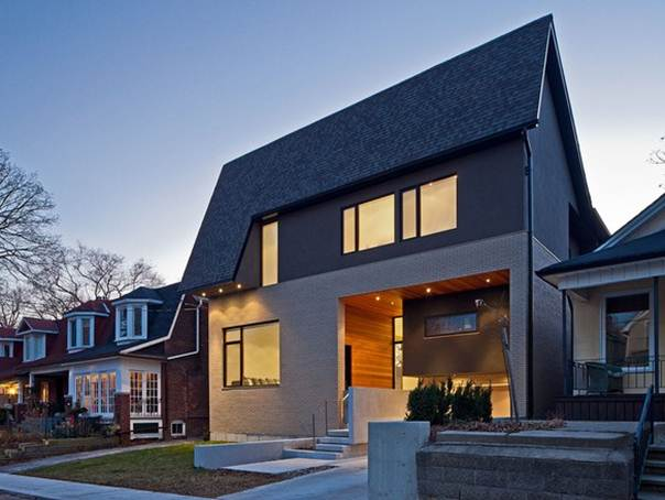Top Roof Design For Modern Home