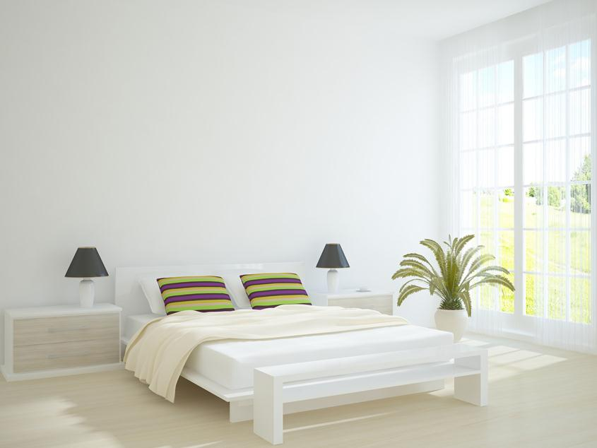 Top White Bedroom Design Collection