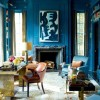 Trend Blue Paint For Living Room
