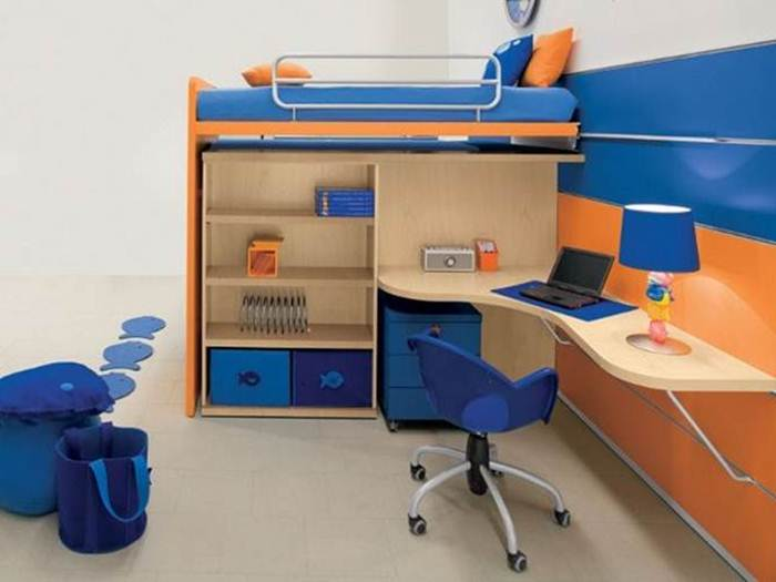 Trend Children Desk Design Model