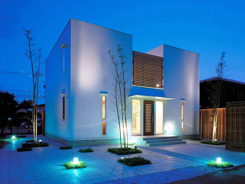 Trend Elegant Simple House Design Idea